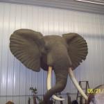 Elephant Pedestal